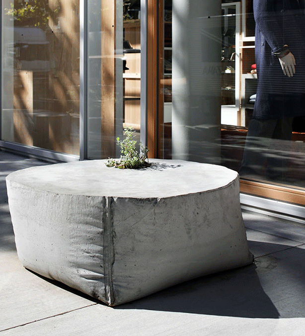 Modern Concrete Benches: 12 Indoor-Outdoor Concrete Furniture Pieces For Urban Flair