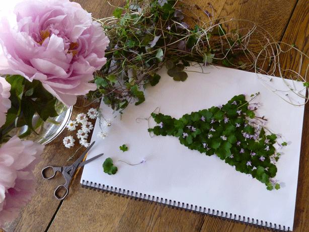 sandra-alcorn-flower-petal-dresses-artist-notebook