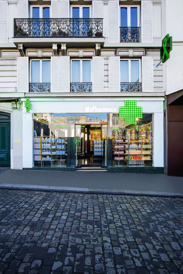 mapharmacie-exterior-inside-living-walls-of-medicinal-plants