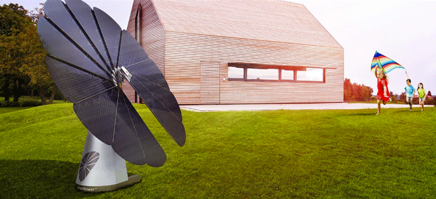 Mobile Plug-and-Play Solar Power Easy as a Home Appliance