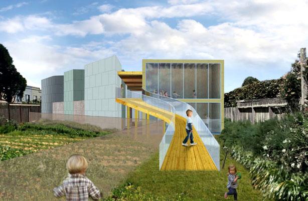 Golden-Bridges-203-Cotter-St-Rear-rendering-urbangardensweb