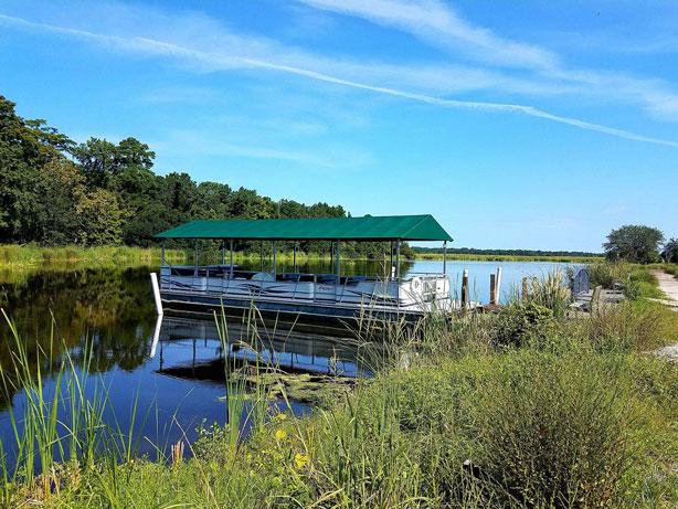 Magnolia Plantation and Gardens Rice Boat Tour