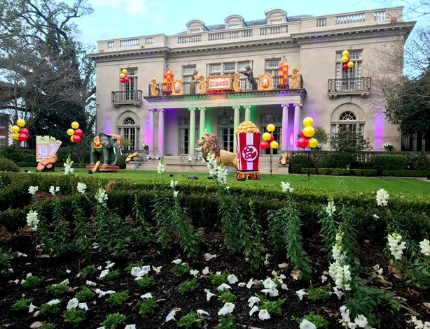 Hope Floats This Year For Mardi Gras in New Orleans - Urban Gardens