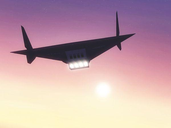 Aurora Top Secret Aircraft that Officially Do/Did Not Exist