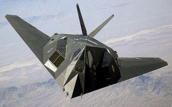 F 117 Top Secret Aircraft that Officially Do/Did Not Exist