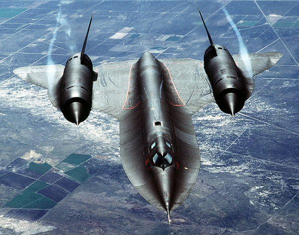 SR 71 Blackbird Top Secret Aircraft that Officially Do/Did Not Exist