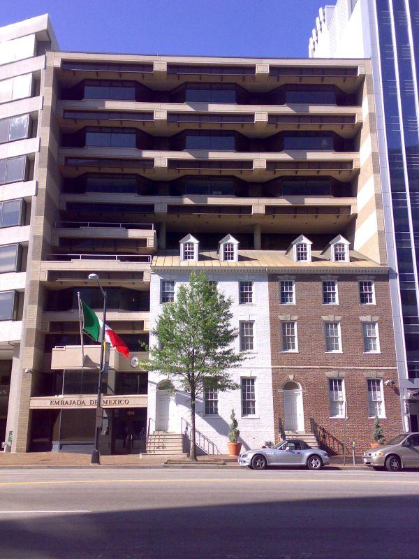 Faadism Modern Buildings Behind Historic Facades  Urban Ghosts