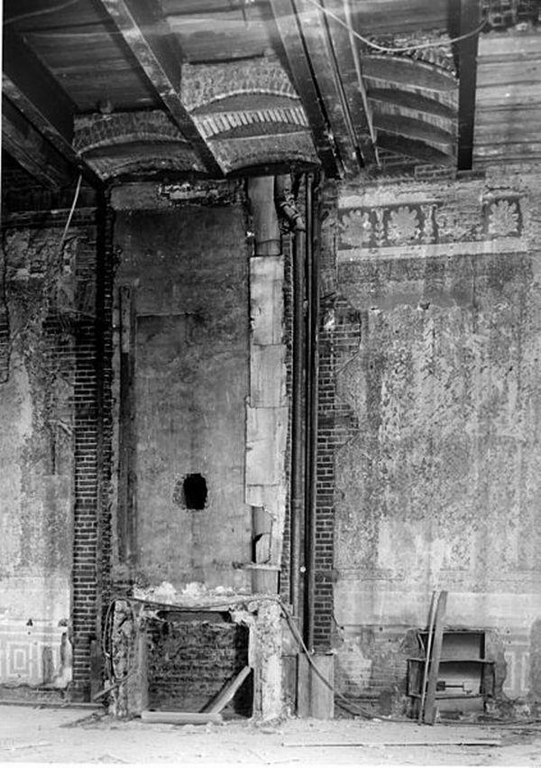 President Harry Trumans White House Renovation  Urban Ghosts