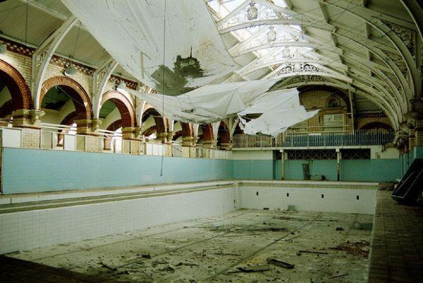 Penarth Pool From Abandoned Swimming Baths To Luxury