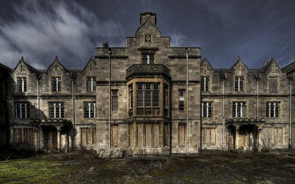 Abandoned North Wales Hospital Denbigh Asylum  Urban Ghosts