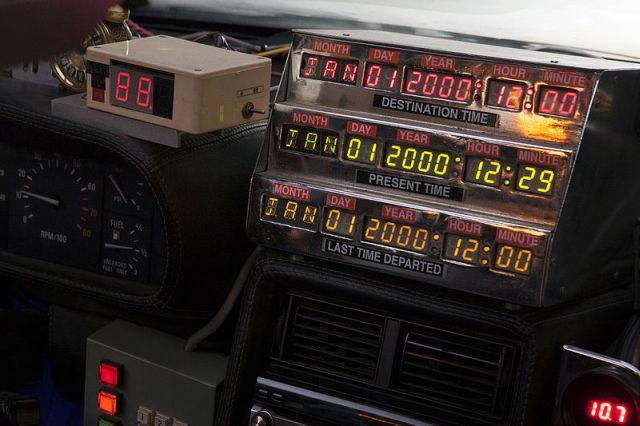 Back To The Future The Inside Story Of The Delorean Time