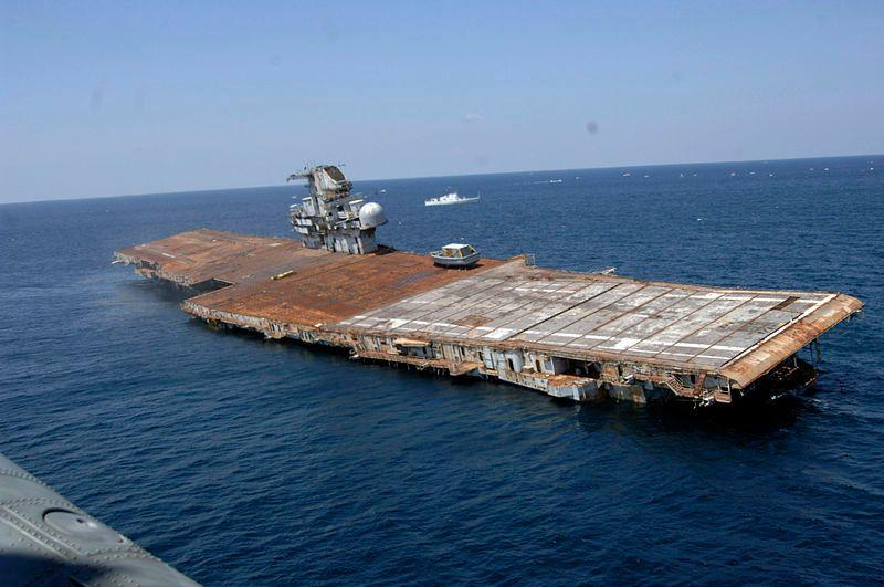 Largest Us Aircraft Carrier