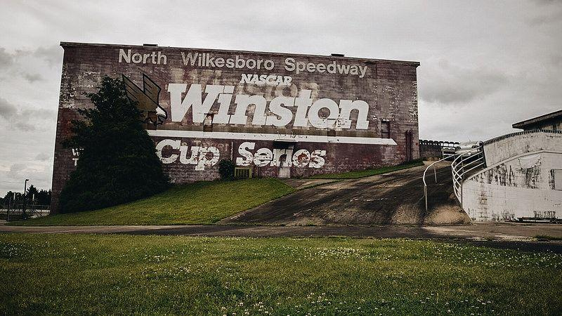 North Wilkesboro Speedway: A Ruined North Carolina Racing Circuit Part 71