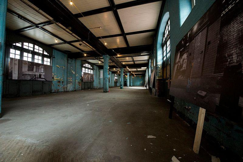Manchesters Abandoned London Road Fire Station  Coroners Court  Urban Ghosts