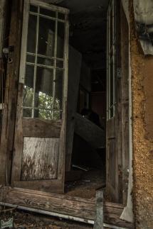 "Abandoned ""hoarders House"" In - Urban"