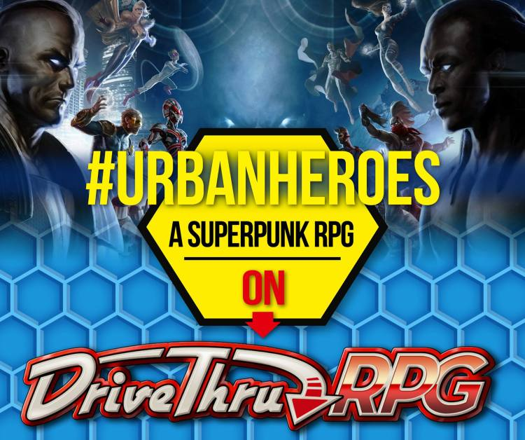 urbanheroes-on-drivethru-rpg
