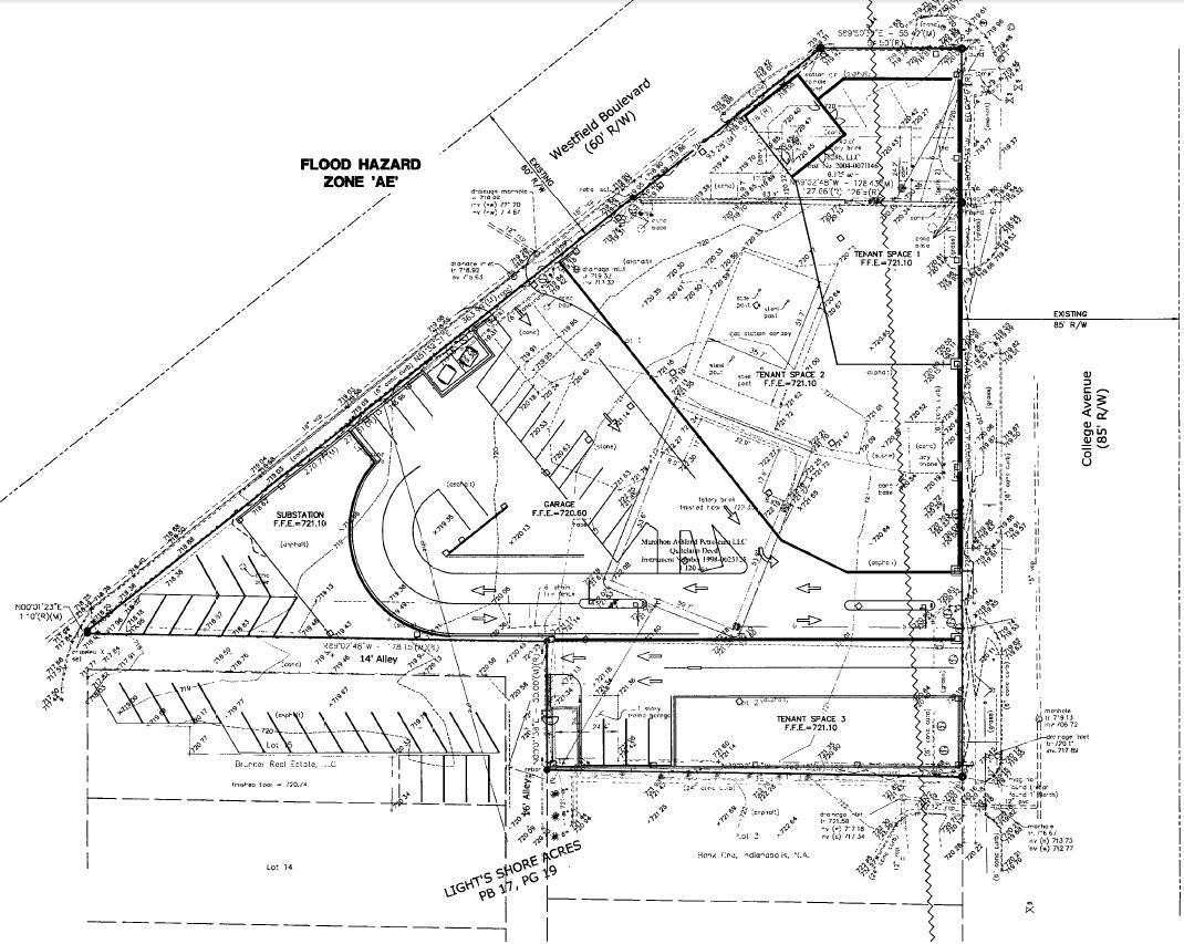 Broad Ripple Village Parking Garage Design Changes
