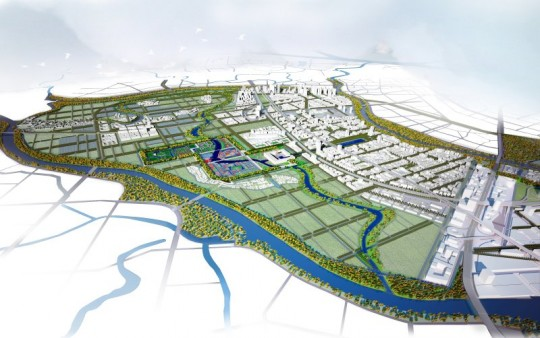 West 8 wins Flower Village Guangzhou Huadi Sustainable Masterplan competition  Why Urbanista
