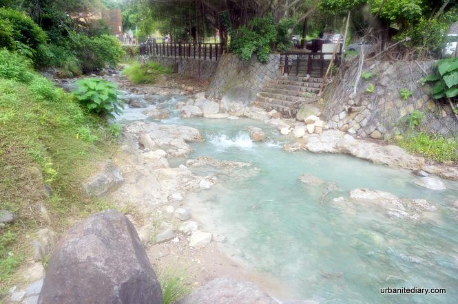 Day Trip From Taipei - Beitou Hot Sprin
