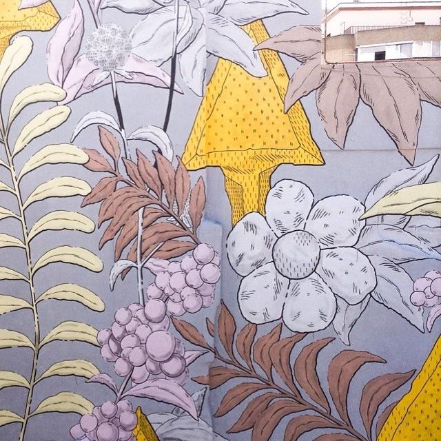 Detail - Mudejar Nature @festivalasalto #festivalasalto