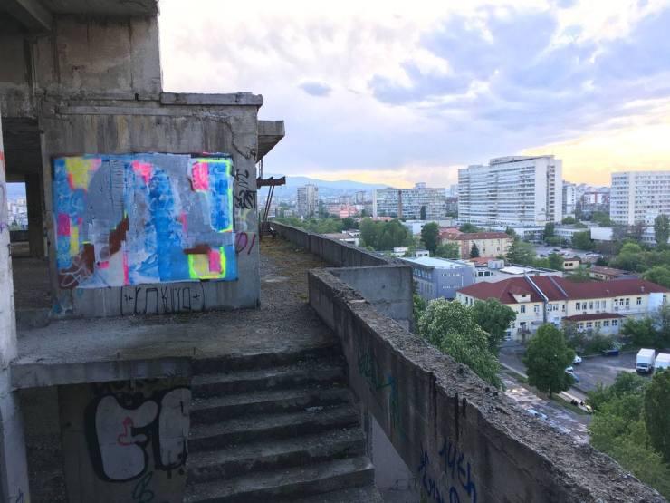 Steffen Mischke in Sofia Bulgaria 2017