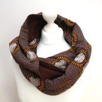 Chunky Knit Cowl Snood
