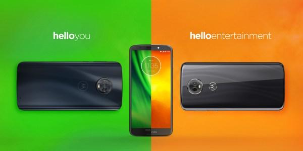 Motorola Announces New Generation of Mobile Phones