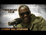 Johnny Gill Dishes On The New Edition Story