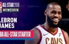 LeBron James 2018 All-Star Captain | Best Highlights 2017-2018