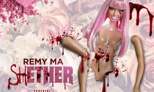 Remy Ma Savages Nicki Minaj with ShETHER