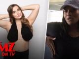 Toccarra Jones: Have You Heard Of The Ta-Ta-Towel? | TMZ TV