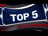 Top 5 Plays of the Night | NBA