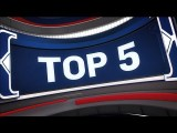 Top 5 Plays of the Night | October 12, 2017