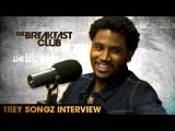 Trey Songz Talks Keke Palmer, New York Giants, New Music & More
