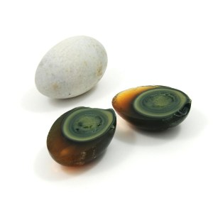 Century Egg - Seriously acquired taste
