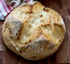 Irish Soda Bread, a Simple slice of heaven.