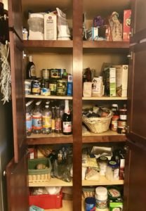 When I say pantry, I mean pantry...