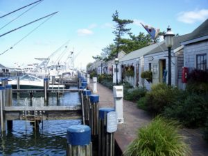 Nantucket's Old South Wharf