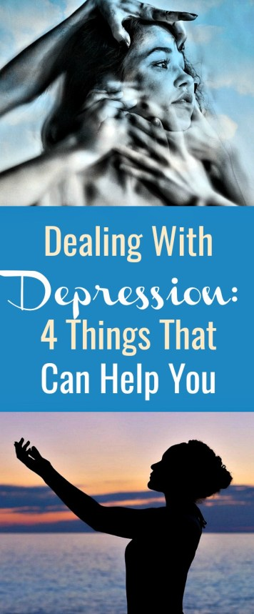 Dealing With Depression: 4 Things That Can Help You by Urban Naturale