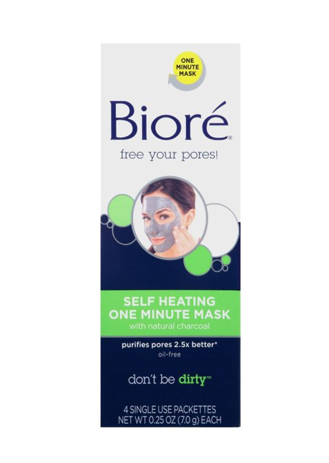 STYLECASTER | Operation Recharge: Madelaine Petsch | Biore One Minute Heat Mask