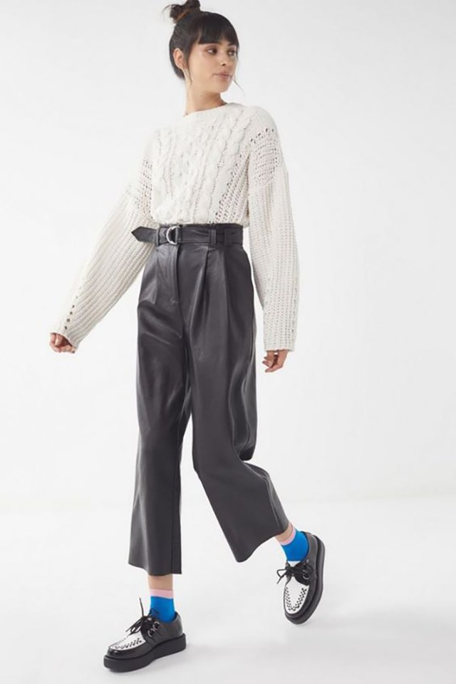 STYLECASTER | Chic Winter Pants That Will Keep You Looking Trendy and Feeling Warm AF