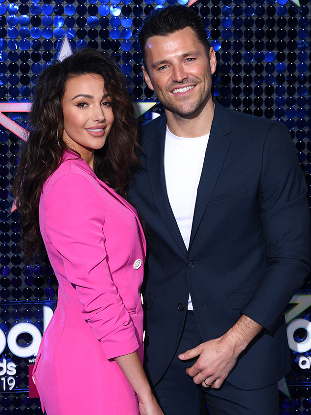 Mark Wright Delights Fans With Rare Photo Tribute To Wife Michelle Keegan Could They Be Any Hotter