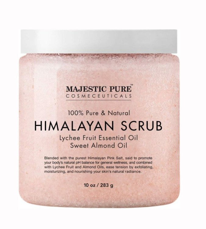 The Best Body Scrubs For Removing A Bad Fake Tan