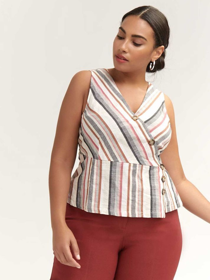 79086ca5d6836 All the Veritably Cute Plus-Size Clothing You Can Score at Summer ...