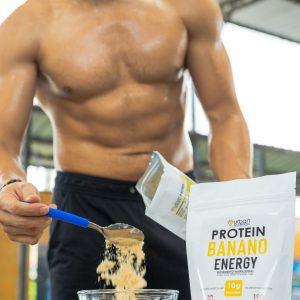 pre workout whey isolate concentrate protein proteina masa muscular energia cafeina fitness fit saludable ejercicio cansancio fatiga saludable ejercicio ecuador banana energy urban nutrition