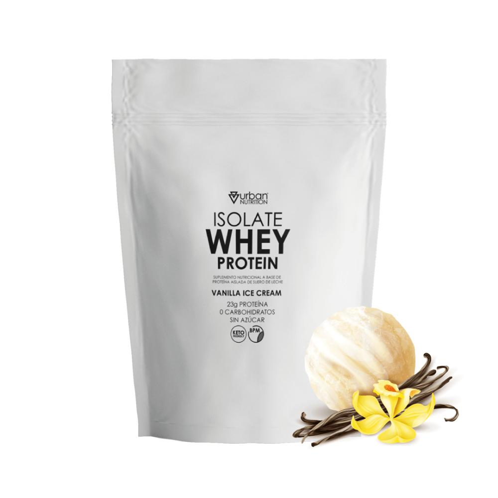 Whey isolate protein fitness gym proteina suero lacteo Ecuador