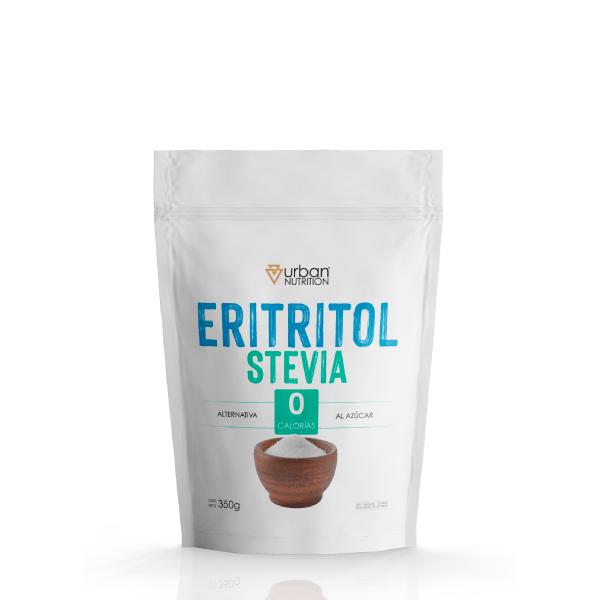 ERITRITOL STEVIA es un edulcorante no calorico perfectos para preparar postres saludables en una dieta baja en calorias ayudando a bajar de peso