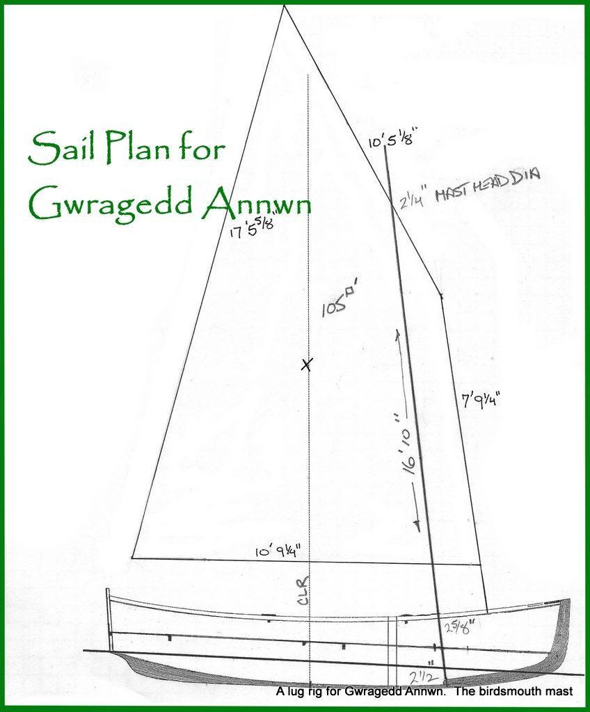 medium resolution of making a birdsmouth hollow mast for gwragedd annwn part iii