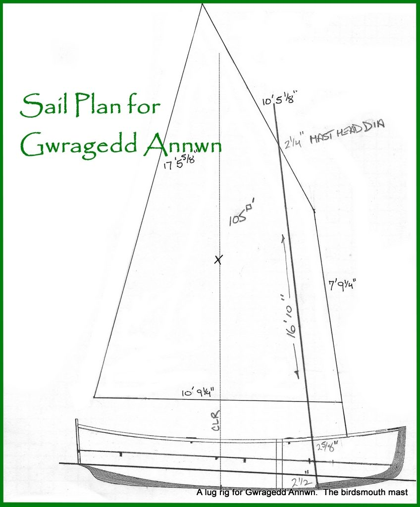 hight resolution of making a birdsmouth hollow mast for gwragedd annwn part iii