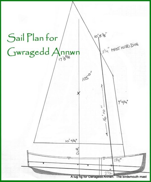 small resolution of making a birdsmouth hollow mast for gwragedd annwn part iii